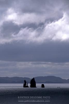 The Drongs, Northmavine, Shetland