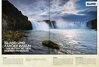 Smyril Line, Iceland brochure