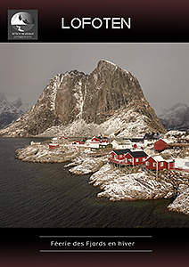 Lofoten in winter, photo tour brochure